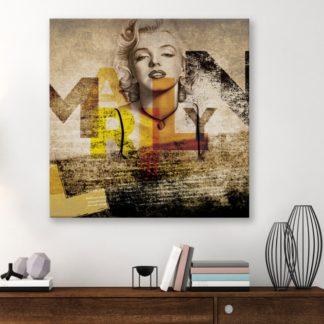 tranh-canvas-treo-tuong- Marilyn Monroe