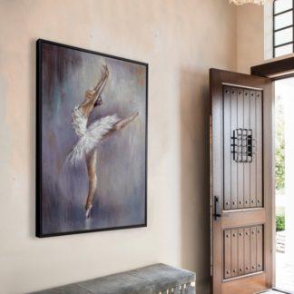 Khát Vọng Ballet - Tranh vẽ sơn dầu 80x120 cm