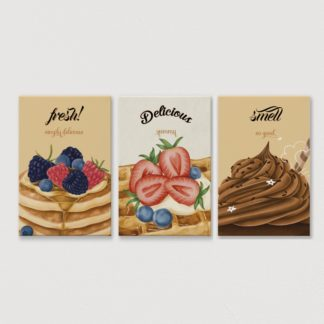 tranh-canvas-treo-tuong-Ice-cream-cake
