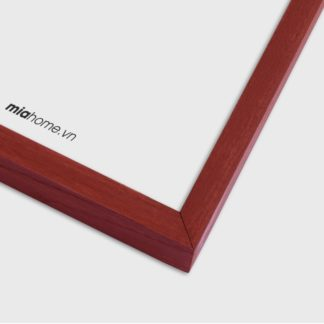 Khung Tranh Gỗ Sồi Barn Red 1.5 50x70cm
