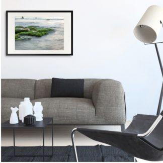 Mossy tranh khung kính treo tường 50x70 cm