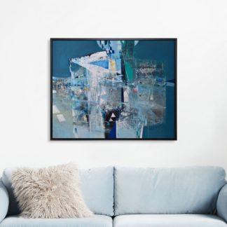 tranh-canvas-treo-tuong-blue-abstract-art