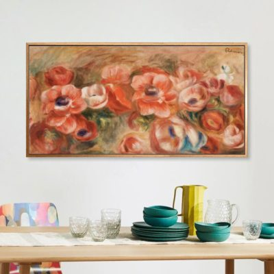 tranh-canvas-treo-tuong-danh-hoa-Anemones-1