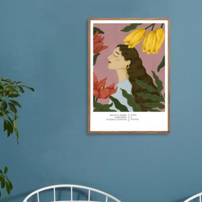 Poster Beautiful Women