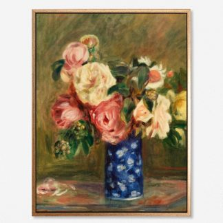 tranh-treo-tuong-canvas-Bouquet-of-roses