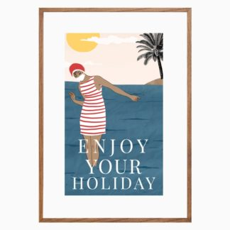 Poster-Enjoy-your-Holiday