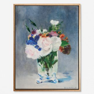 tranh-treo-tuong-canvas-Flowers-in-a-crystal-vase