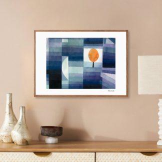 Poster Paul Klee treo tường