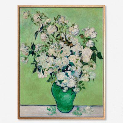 Roses - Tranh canvas treo tường danh hoạ