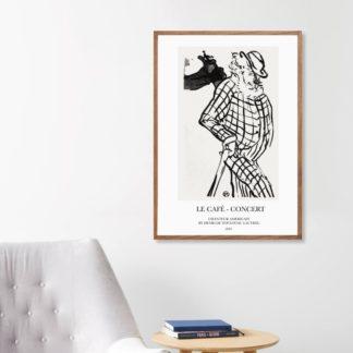 Poster Serendipity treo tường