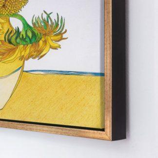 Sunflowers - Tranh canvas treo tường danh hoạ Vincent van Gogh