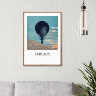 Poster Le Ballon