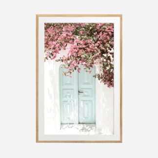 Confetti Flowers - Tranh khung kính treo tường
