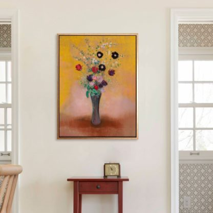 Vase of Flowers (1916) - Tranh canvas treo tường danh hoạ 60x80 cm