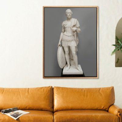 Prince Albert - Tranh canvas treo tường Emil Wolff