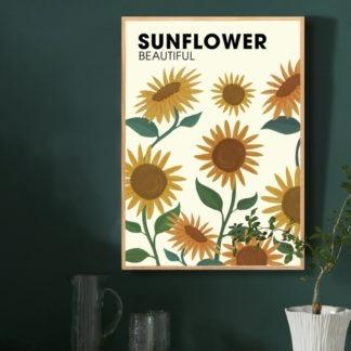 Poster Sunflower